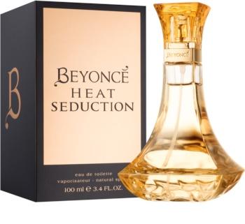 Beyoncé Heat Seduction Eau de Toilette voor Vrouwen  100 ml