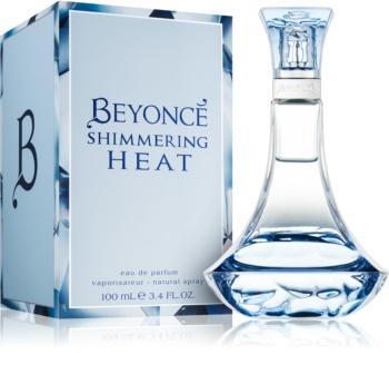 Beyoncé Shimmering Heat Eau de Parfum voor Vrouwen  100 ml