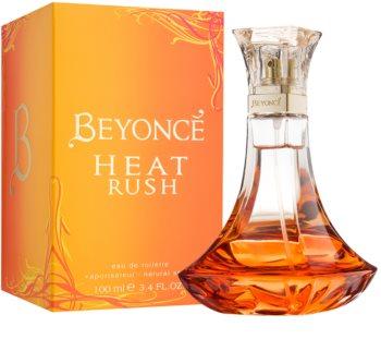 Beyoncé Heat Rush toaletná voda pre ženy 100 ml