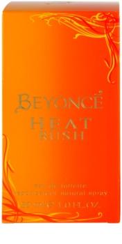 Beyoncé Heat Rush Eau de Toilette voor Vrouwen  30 ml