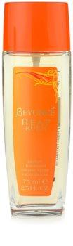 Beyoncé Heat Rush deodorant s rozprašovačem pro ženy 75 ml