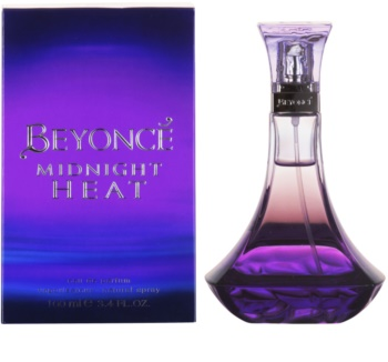 Beyoncé Midnight Heat Eau de Parfum para mulheres 100 ml