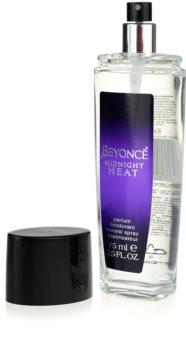 Beyoncé Midnight Heat Deo met verstuiver voor Vrouwen  75 ml