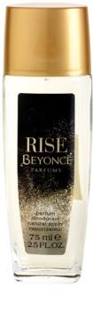 Beyonce Rise deodorant s rozprašovačem pro ženy 75 ml
