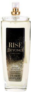 Beyoncé Rise Deo mit Zerstäuber für Damen 75 ml