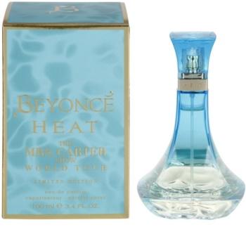 Beyoncé Heat World Tour Limited Edition eau de parfum per donna 100 ml