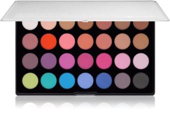 BH Cosmetics Modern Mattes paletka očných tieňov