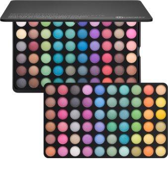 BH Cosmetics 120 Color 2nd Edition szemhéjfesték paletta