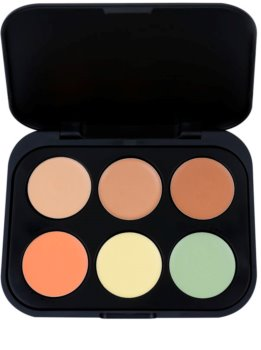 BH Cosmetics 6 Color paleta korektorov