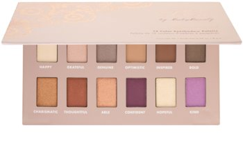 BH Cosmetics Be...by BubzBeauty paleta farduri de ochi