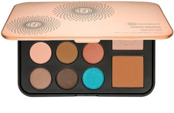 BH Cosmetics Bronze Paradise multifunkční paleta