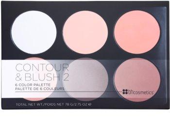 BH Cosmetics Contour & Blush Contouring Palette