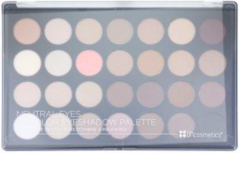 BH Cosmetics Neutral Eyes paleta senčil za oči