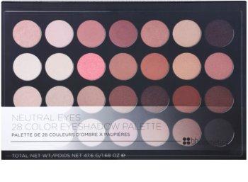 BH Cosmetics Neutral Eyes paletka očných tieňov