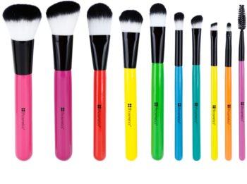 BH Cosmetics Pop Art набір щіточок для макіяжу