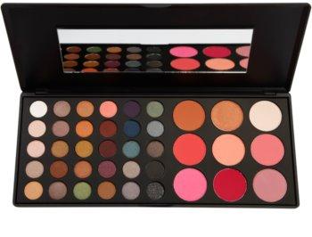 BH Cosmetics Special Occasion Palette mit Lidschatten und Rouge