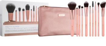 BHcosmetics Pretty in Pink Pinselset