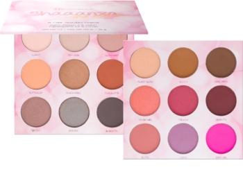 BH Cosmetics Shaaanxo The Remix Palette mit Lidschatten
