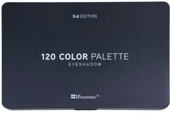 BHcosmetics 120 Color 3rd Edition палітра тіней