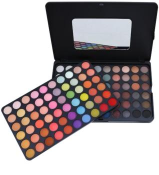 BH Cosmetics BHcosmetics 120 Color 3rd Edition szemhéjfesték paletták