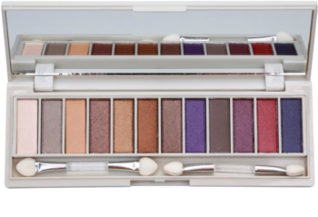 BH Cosmetics Enhancing szemhéjfesték paletta tükörrel