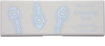 BHcosmetics Enhancing palette di ombretti con specchietto
