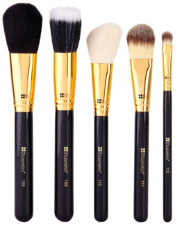 BH Cosmetics Face Essential set di pennelli
