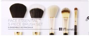 BHcosmetics Face Essential set perii machiaj