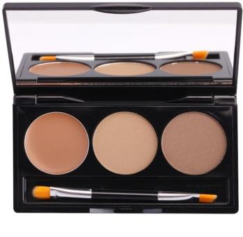 BH Cosmetics Flawless kit para sobrancelhas