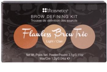 BH Cosmetics Flawless szett a szemöldökre