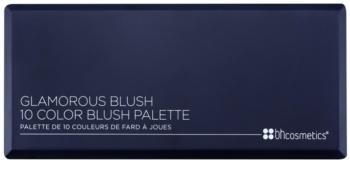 BH Cosmetics Glamorous paleta fard de obraz