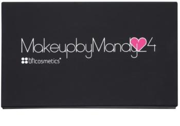 BH Cosmetics MakeupbyMandy24´s sada dekoratívnej kozmetiky
