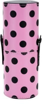 BHcosmetics Pink-A-Dot набір щіточок для макіяжу