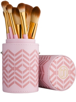 BH Cosmetics Pink Perfection Pinselset