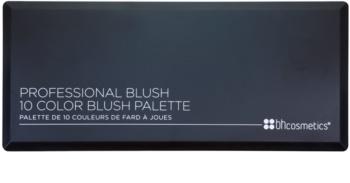 BH Cosmetics BHcosmetics Professional arcpirosító paletta