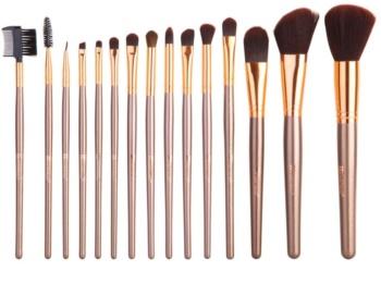BHcosmetics Rose Gold набір щіточок для макіяжу