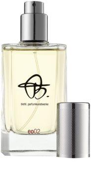 Biehl Parfumkunstwerke EO 02 eau de parfum mixte 100 ml