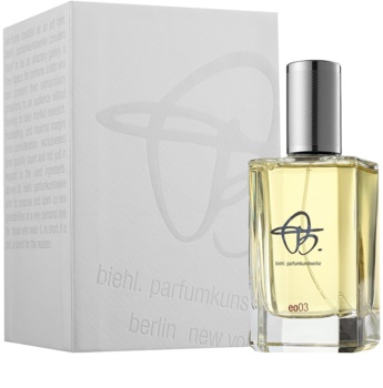 Biehl Parfumkunstwerke EO 03 eau de parfum unisex 100 ml