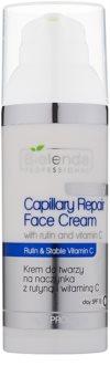 Bielenda Professional Capillary Repair crema anti-arrossamento e anti vasi dilatati SPF 15