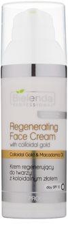 Bielenda Professional Collodial Gold & Macadamia Oil crema rigenerante SPF 10