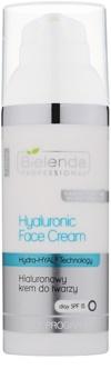 Bielenda Professional Hydra-Hyal Technology Gesichtscreme mit Hyaluronsäure LSF 15