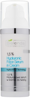Bielenda Professional Hydra-Hyal Technology kremowe serum z kwasem hialuronowym