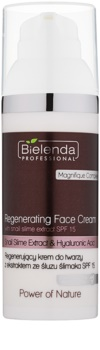 Bielenda Professional Power of Nature crema rigenerante SPF 15