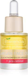 Bielenda Skin Clinic Professional Pro Retinol nährendes Öl für die Haut zum Konturenglätten