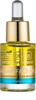 Bielenda Skin Clinic Professional Moisturizing olio lisciante per un'idratazione intensa della pelle