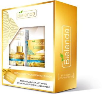 Bielenda Skin Clinic Professional Moisturizing zestaw kosmetyków II.