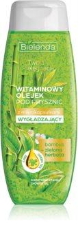 Bielenda Your Care Bamboo & Green Tea Duschöl mit Vitamin E