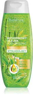 Bielenda Your Care Bamboo & Green Tea olejek pod prysznic z witaminą E