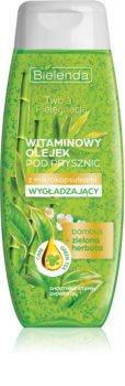 Bielenda Your Care Bamboo & Green Tea ulje za tuširanje s vitaminom E
