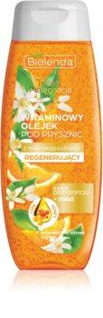 Bielenda Your Care Orange Blossom & Honey pflegendes Duschgel mit Vitamin E